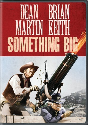 Something Big Martin Keith Pg13