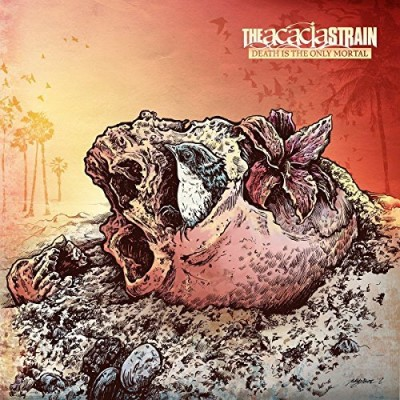 Acacia Strain Death Is The Only Mortal Colored Vinyl Incl. CD
