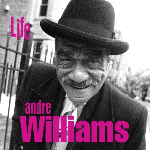 Andre Williams Life Digipak