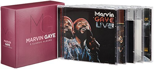 Marvin Gaye 5 Classic Albums 5 CD