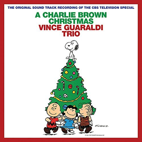 Vince Guaraldi Charlie Brown Christmas Remastered Expaned Ed.