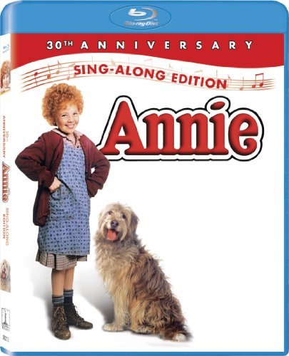 Annie Finney Burnett Peters Blu Ray Ws Pg Incl. Uv