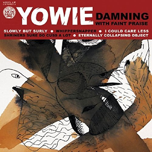 Yowie Damning With Faint Praise Lp Jacket