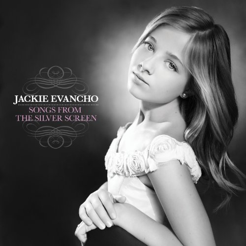 Jackie Evancho Songs From The Silver Screen D Import Can Incl. DVD