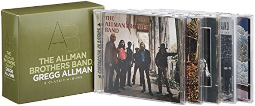Allman Brothers Band & Gregg A 5 Classic Albums 5 CD
