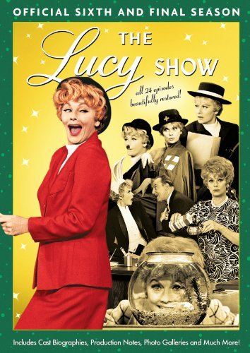 Lucy Show Lucy Show Season 6 Nr 4 DVD