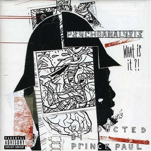 Prince Paul Psychoanalysis 2 Lp