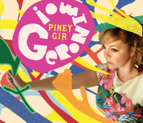 Piney Gir Geronimo! Digipak