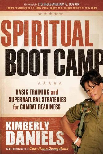 Kimberly Daniels Spiritual Boot Camp
