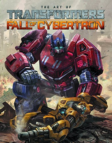 Mark W. Bellomo Transformers The Art Of Fall Of Cybertron