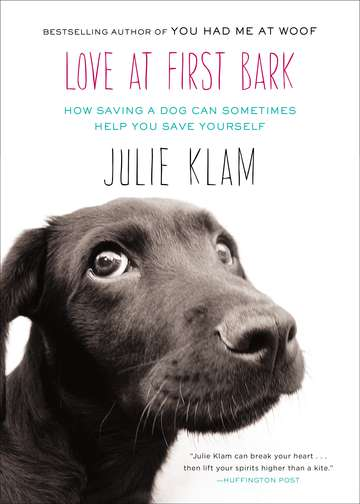 Julie Klam Love At First Bark How Saving A Dog Can Sometimes Help You Save Your