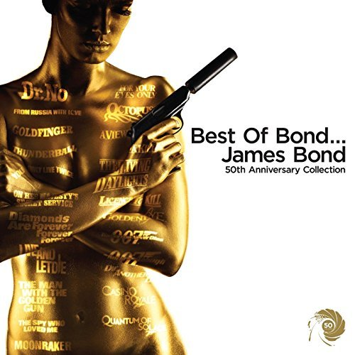Best Of James Bond 50th Anniversary Soundtrack