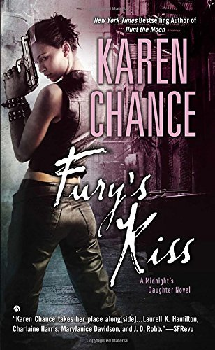 Karen Chance Fury's Kiss