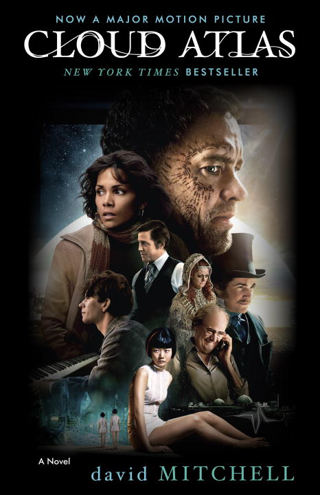 David Mitchell Cloud Atlas (movie Tie In Edition)