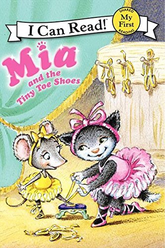 Robin Farley Mia And The Tiny Toe Shoes