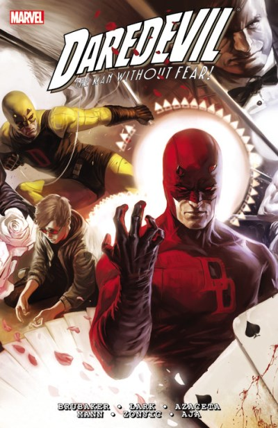 Ed Brubaker Daredevil Ultimate Collection Book 3