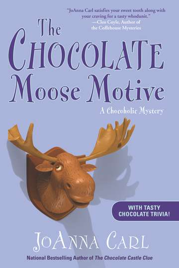 Joanna Carl The Chocolate Moose Motive
