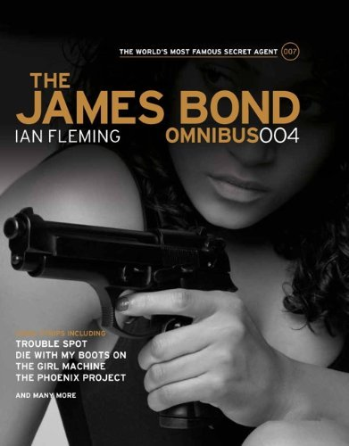 Jim Lawrence The James Bond Omnibus Volume 004
