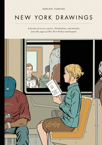 Adrian Tomine New York Drawings