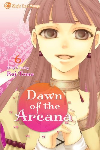 Rei Toma Dawn Of The Arcana Volume 6