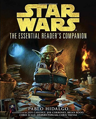 Hidalgo Pablo Star Wars Essential Reader's Companion The
