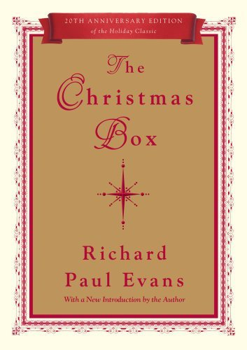 Richard Paul Evans Christmas Box The 20th Anniversary Edition