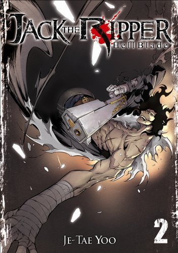 Je Tae Yoo Jack The Ripper Hell Blade Volume 2