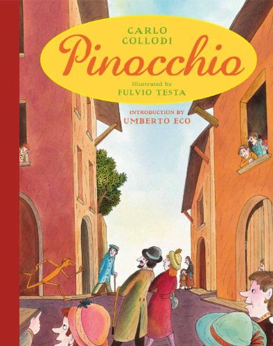 Carlo Collodi Pinocchio (illustrated)