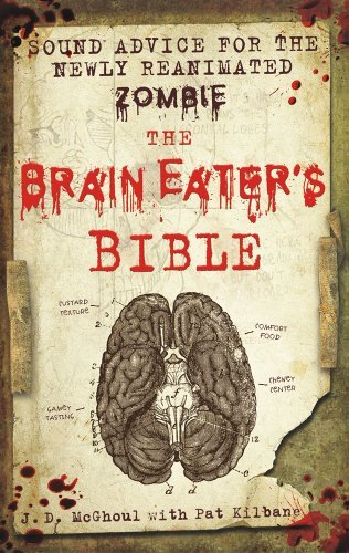 Mcghoul J. D. Brain Eater's Bible The