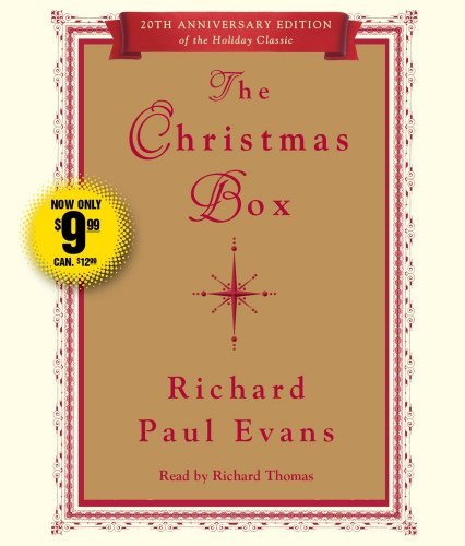 Richard Paul Evans The Christmas Box 0020 Edition;anniversary