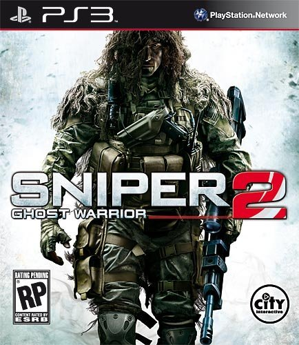 Ps3 Sniper 2 Ghost Warrior