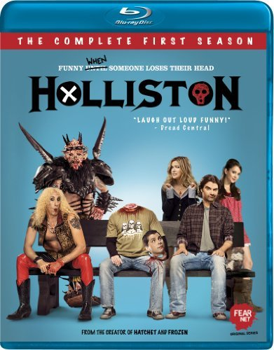 Holliston Season 1 Blu Ray Nr Ws