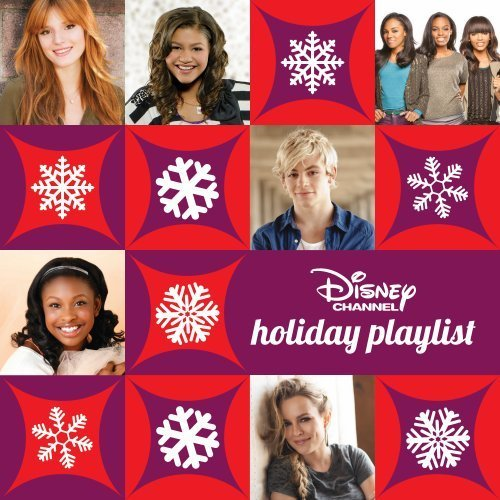 Disney Channel Holiday Playlis Disney Channel Holiday Playlis