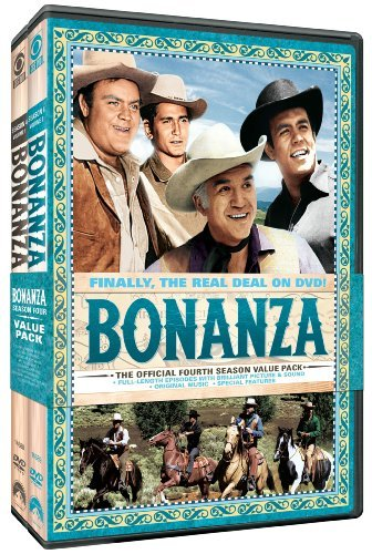 Bonanza Vol. 1 2 Official Season 4 Nr 9 DVD
