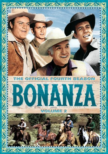 Bonanza Vol. 2 Official Season 4 Season 4 Volume 2