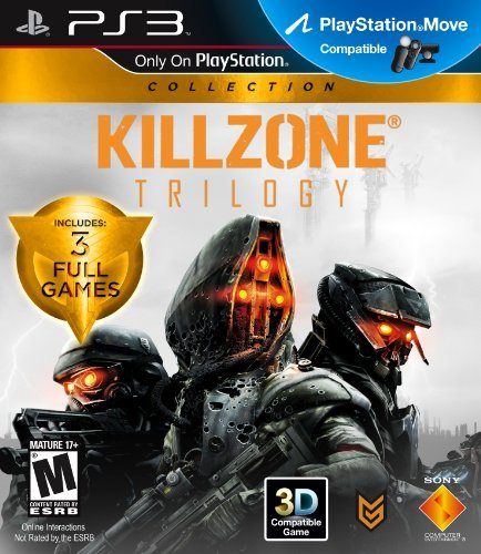 Ps3 Killzone Trilogy Collection Sony Computer Entertainment M