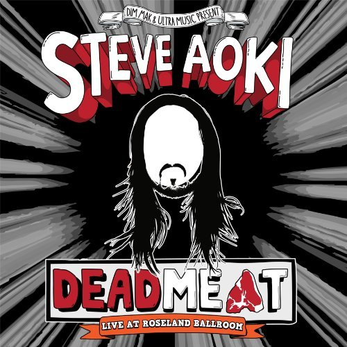 Steve Aoki Deadmeat Live At Roseland Ball Nr
