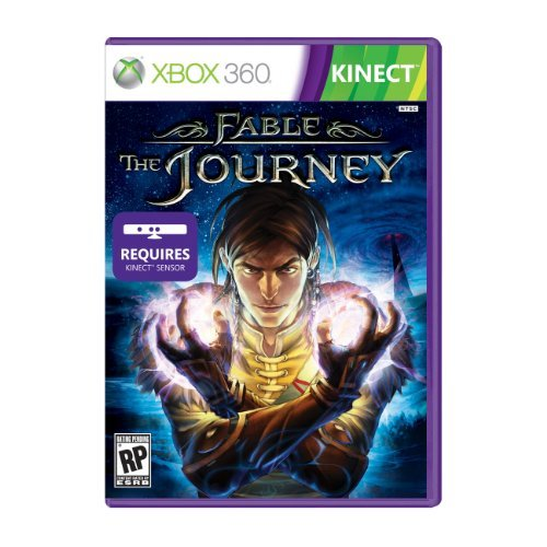Xbox 360 Kinect Fable The Journey Microsoft Corporation T
