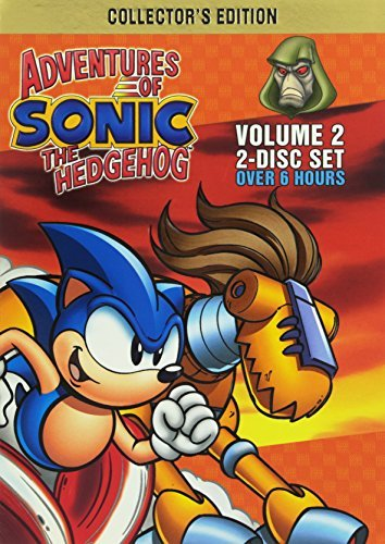 Adventures Of Sonic The Hedgeh Adventures Of Sonic The Hedgeh Nr