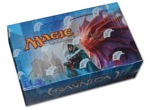 Magic The Gathering Cards Return To Ravnica Booster Pack