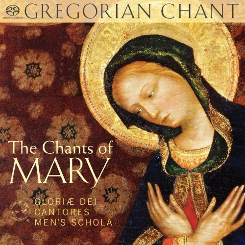 Glorae Dei Cantores Men's Scho Chants Of Mary Sacd