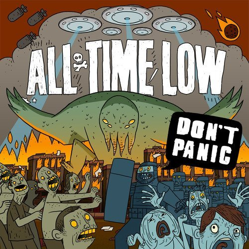 All Time Low Don't Panic