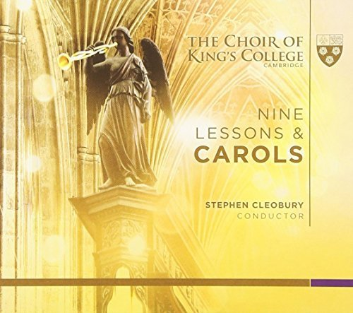 Cleobury Choir Of King's Colle Festival Of Nine Lessons & Car