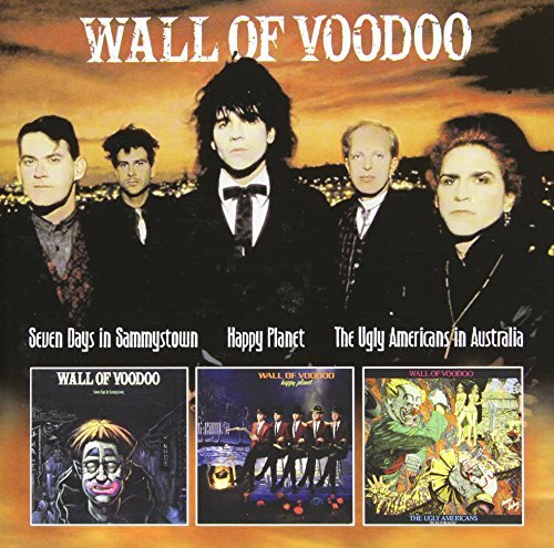 Wall Of Voodoo Seven Days In Sammystown Happy
