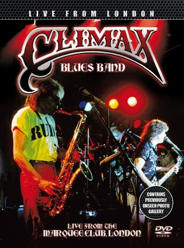 Climax Blues Band Live From The Marquee Club Lon