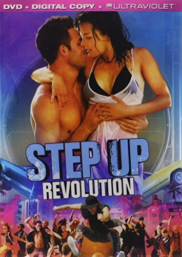 Step Up Revolution Mccormick Gabriel Gallagher Ws Pg13 Incl. Dc