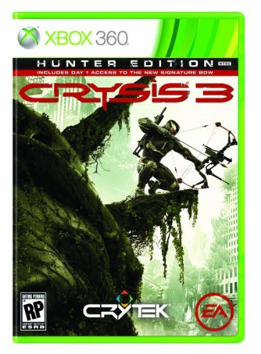 Xbox 360 Crysis 3 Hunter Edition Electronic Arts M