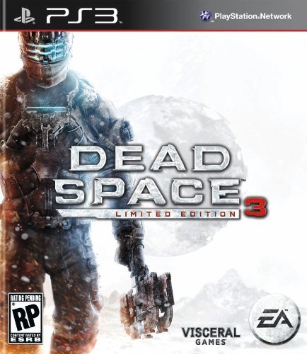 Ps3 Dead Space 3 Electronic Arts M