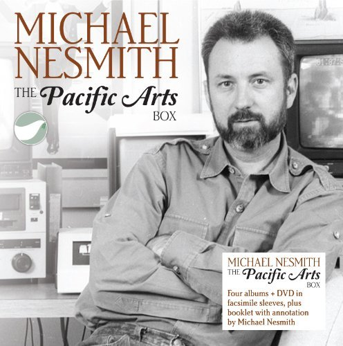 Michael Nesmith Pacific Arts Box Import Gbr 4 CD Incl. DVD