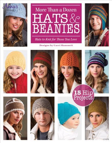Carri Hammett More Than A Dozen Hats & Beanies